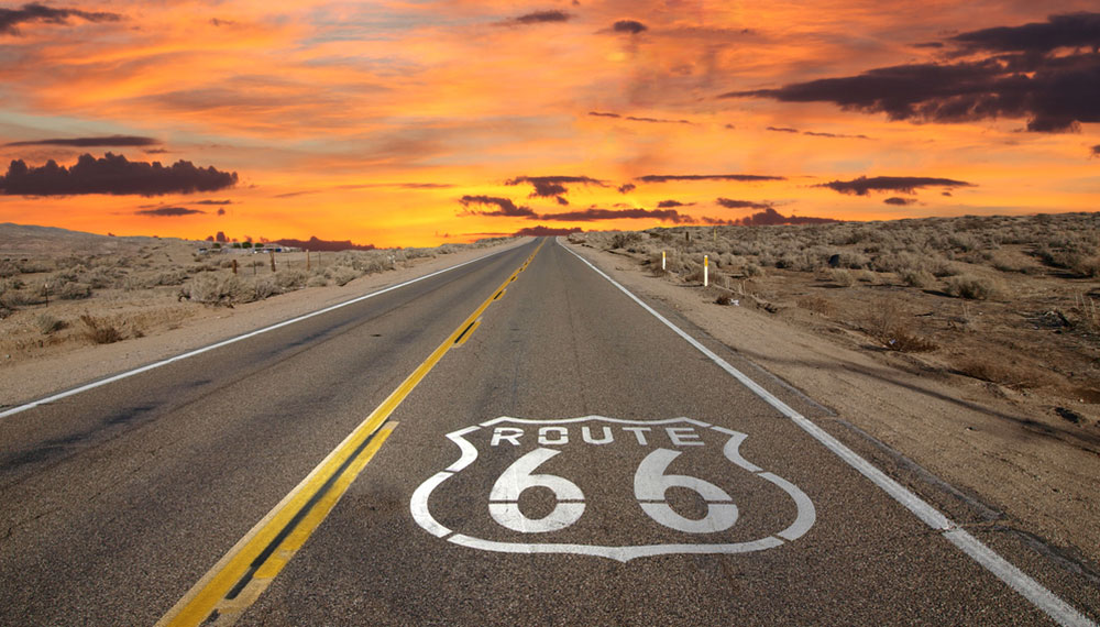 Coast to Coast Route 66