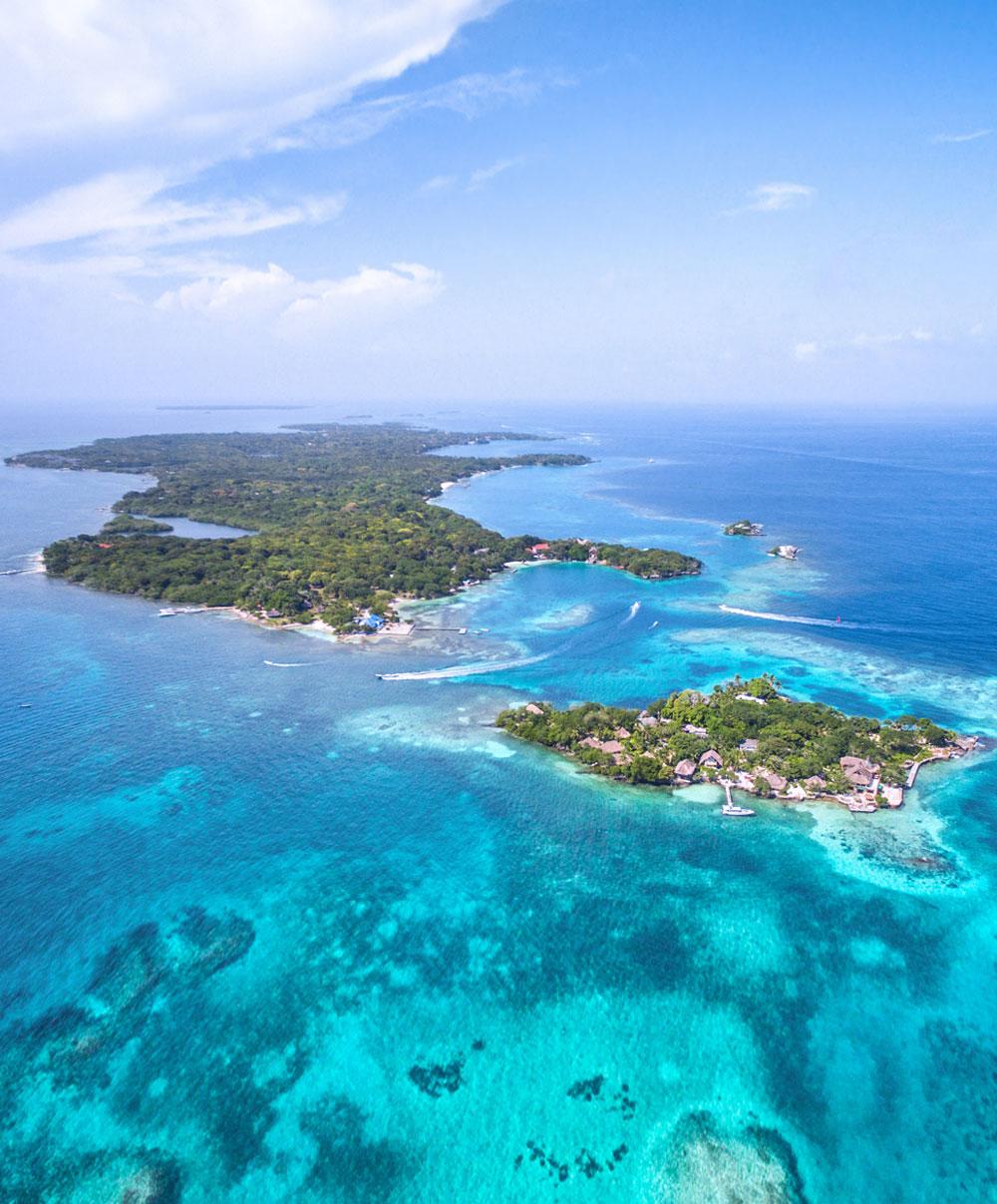 Isole della Colombia