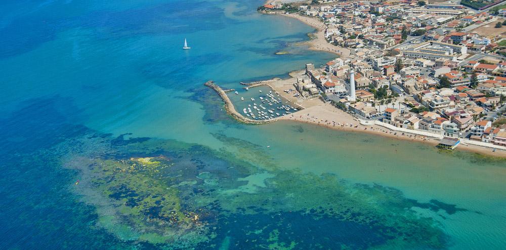 Mare della Costa Iblea