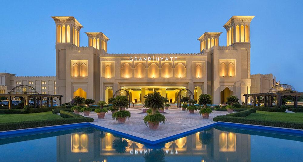 Grand Hyatt Doha Hotel
