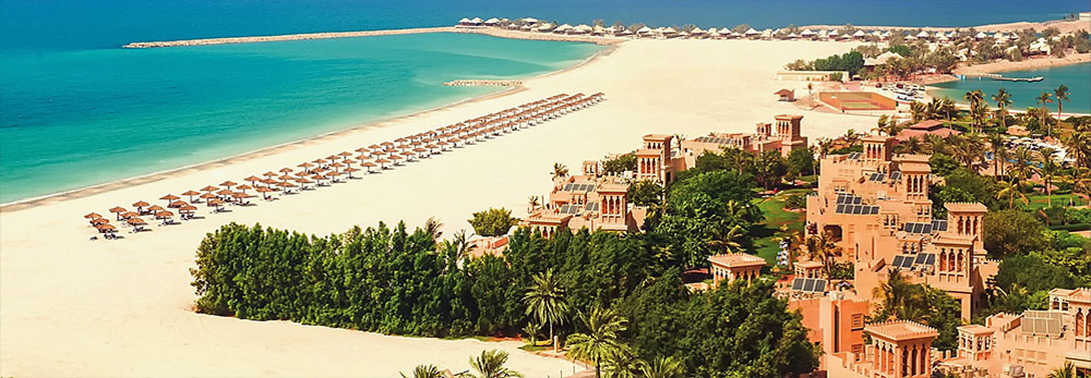 Hotel Dubai - Hilton al Hamra Beach & Golf Resort
