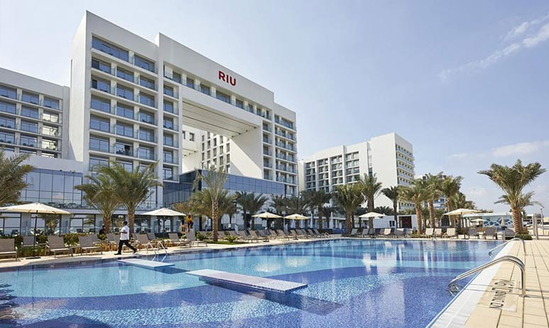 Hotel Emirati Arabi Riu Dubai