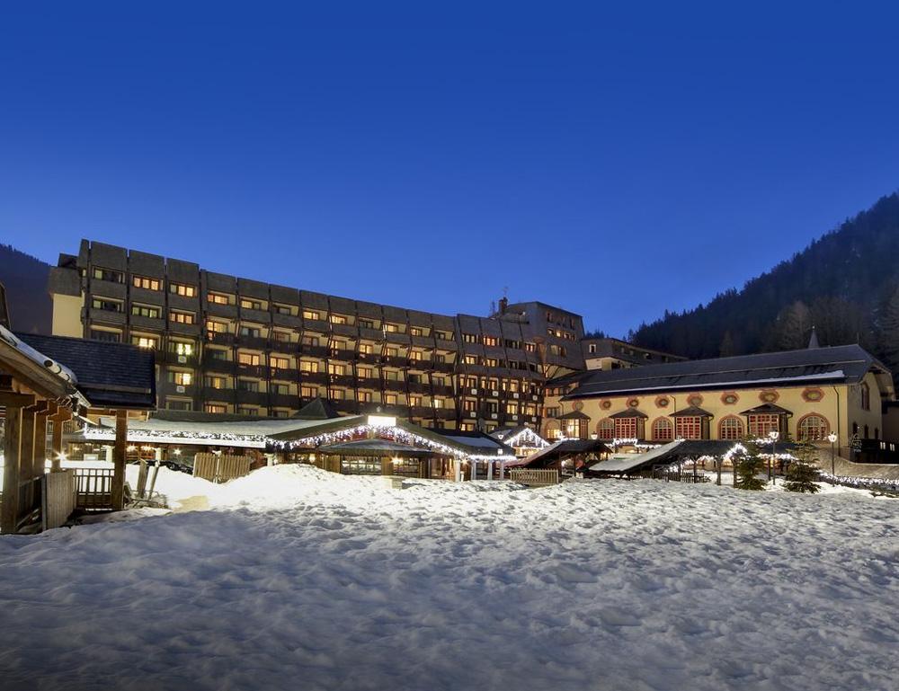 Hotel Madonna di Campiglio - Des Alpes