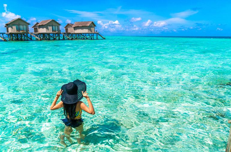 Hotel Oceano Indiano - Maldive