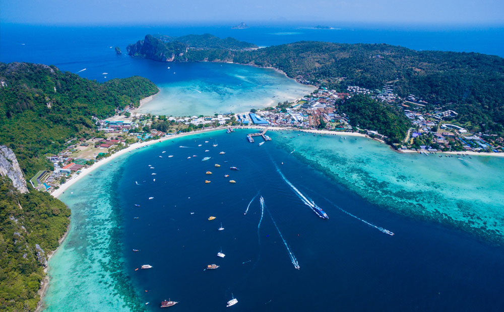 Isole Phi Phi - Thailandia