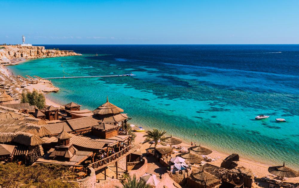 Mar Rosso, Vacanza