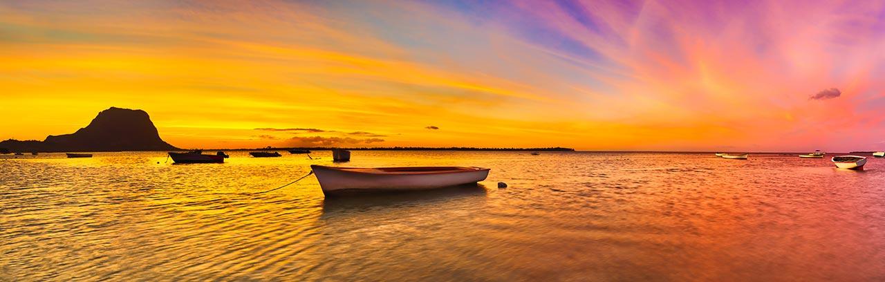 Mare Mauritius - Tramonto