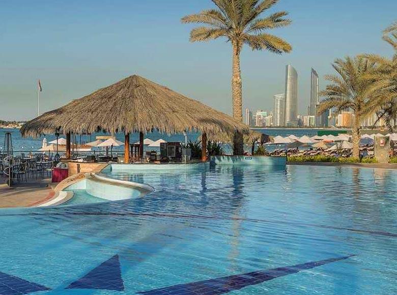 Radisson Blu Hotel di Abu Dhabi