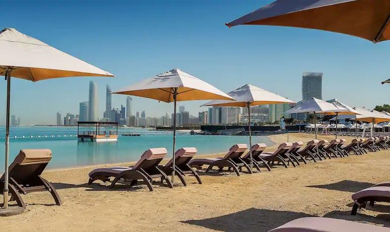 Radisson Blu Hotel di Abu Dhabi - Emirati Arabi