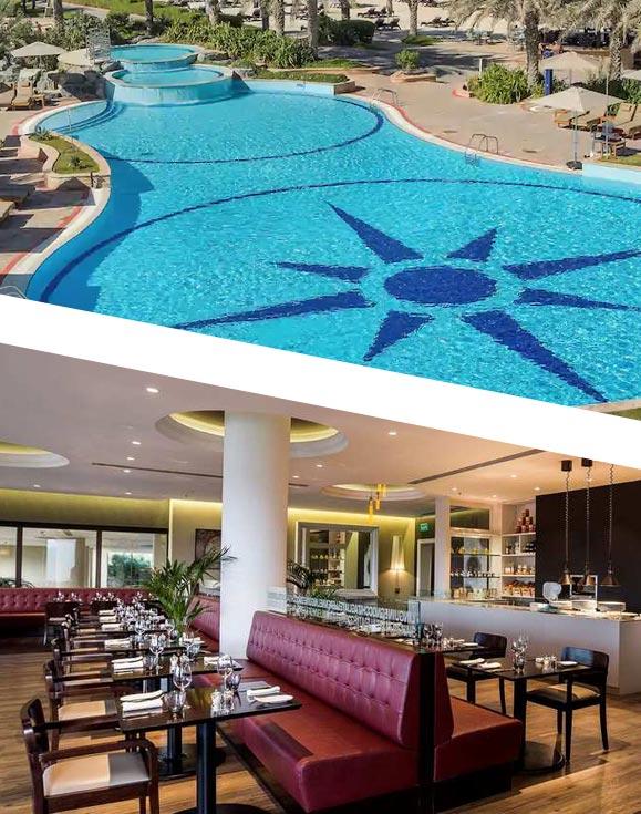 Radisson Blu Hotel Emirati Arabi
