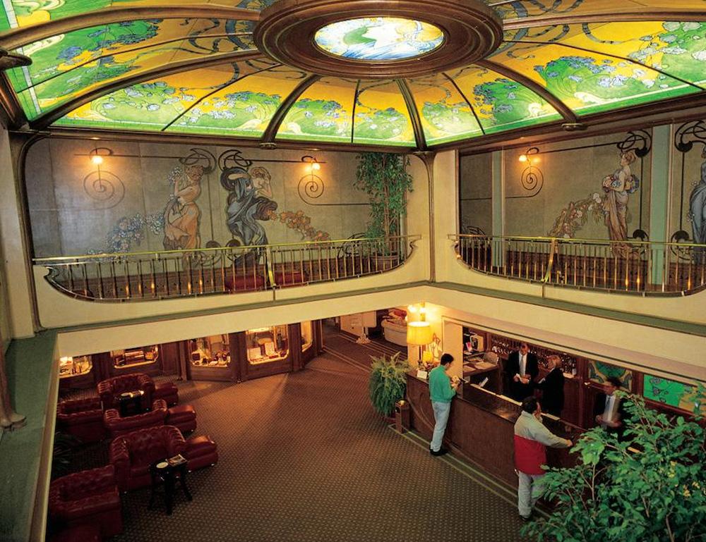 I servizi dell'Hotel Des Alpes