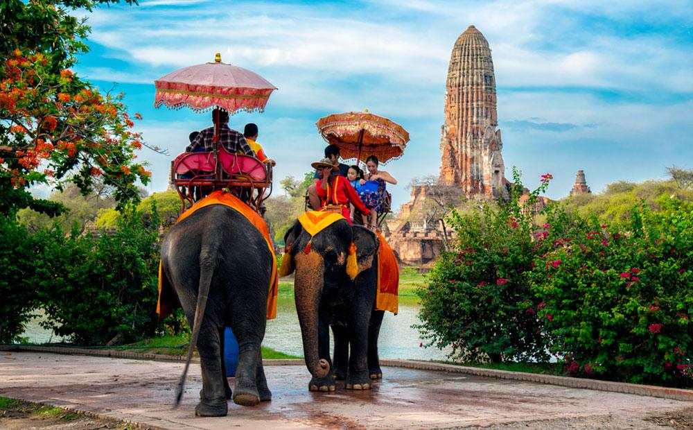 Tour in Thailandia