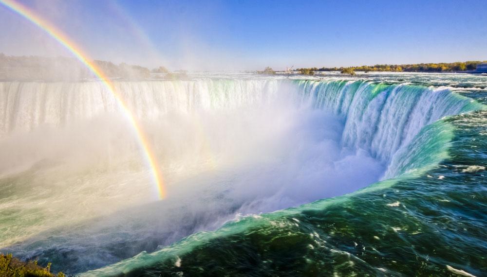East Coast - Cascate del Niagara