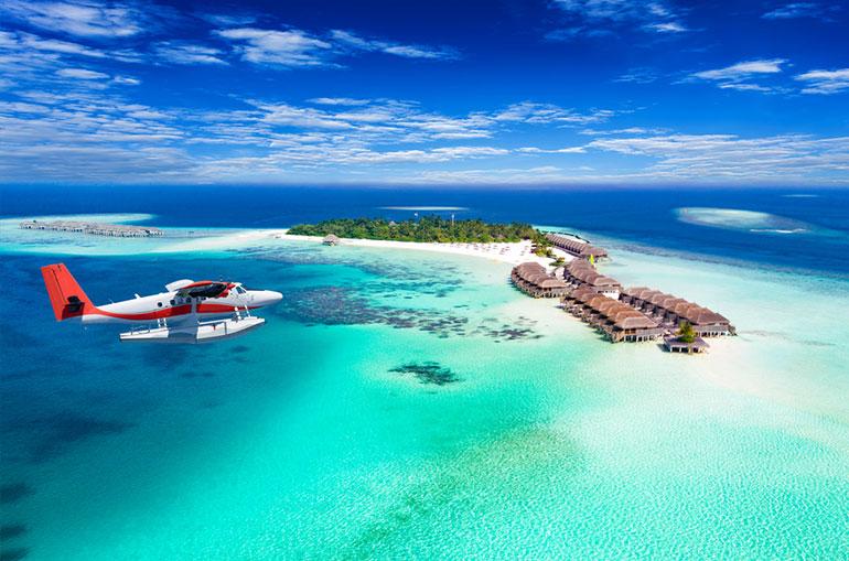 Viaggio alle Maldive - Oceano Indiano