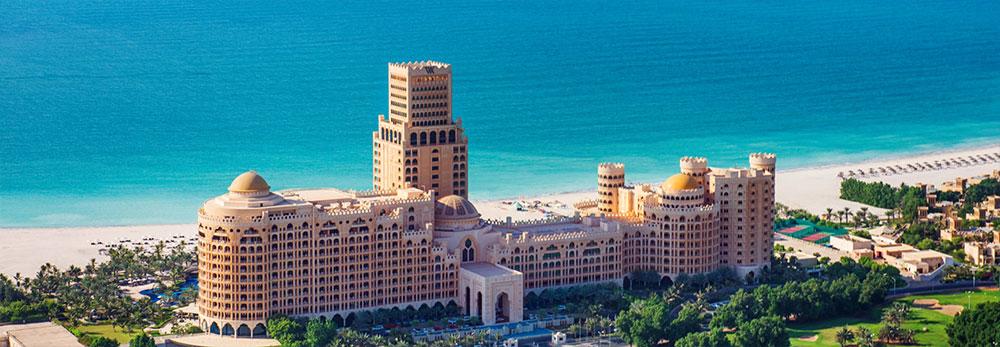 Hotel Dubai - Waldorf Astoria