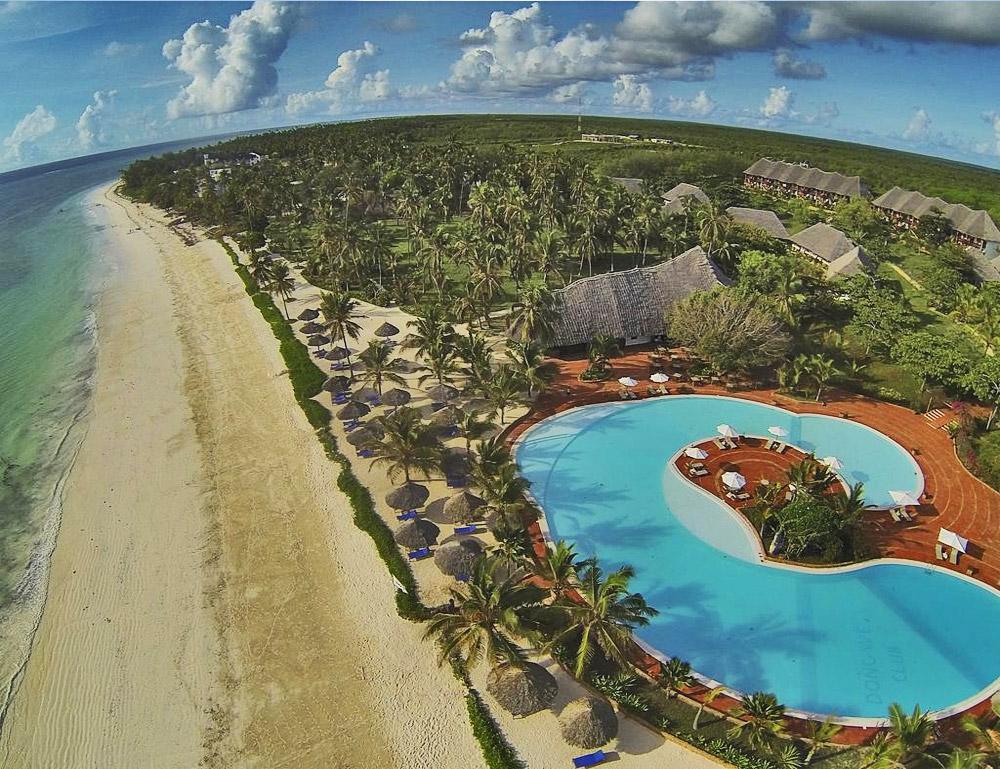 Hotel Zanzibar: Dongwe Club