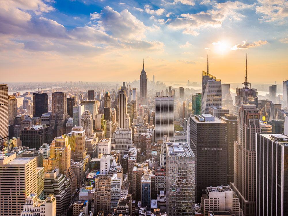 Tour Stati Uniti - New York