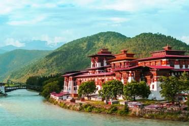 Viaggi Splendido Bhutan
