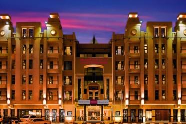 Viaggi Mercure Gold Hotel Al Mina Road Dubai