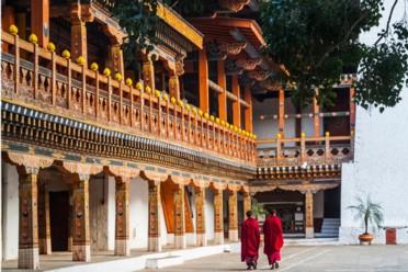 Viaggi Bhutan: il paese del drago tonante